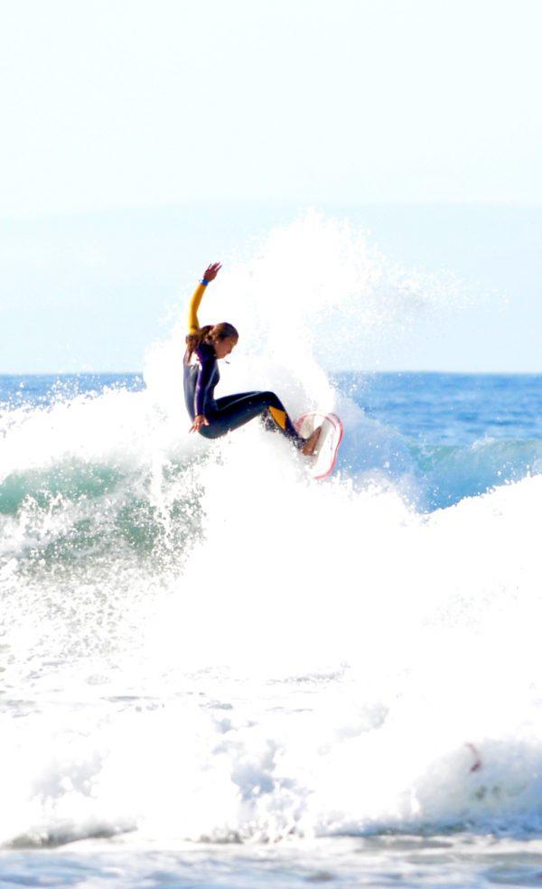 Surf Playa San Martín, Llanes